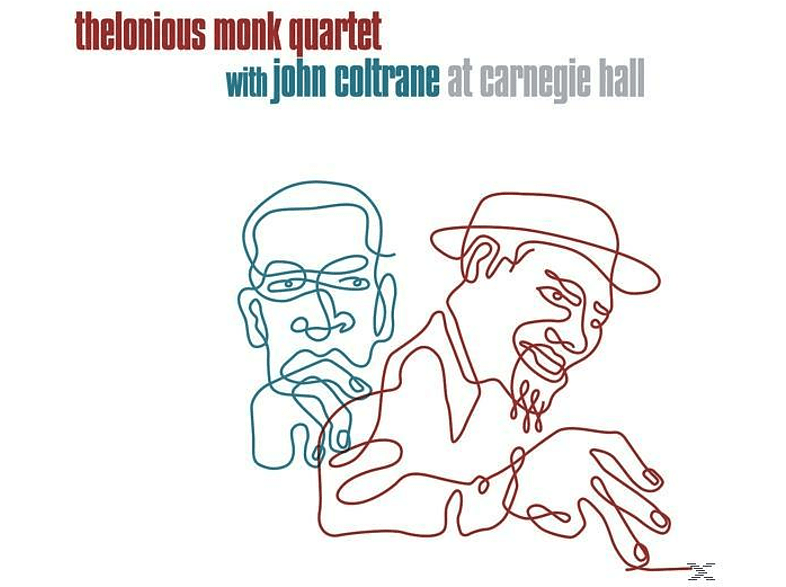 John Coltrane, Thelonious Monk Quartet - At Carnegie Hall (Incl.DL-Code) [Vinyl]