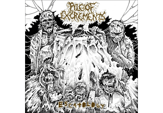 Pile Of Excrements - Escatology [CD]