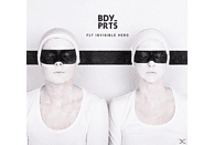 Bdy_prts - Fly Invisible Hero [CD]