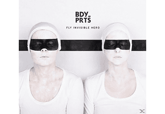 Bdy_prts - Fly Invisible Hero - (Vinyl)