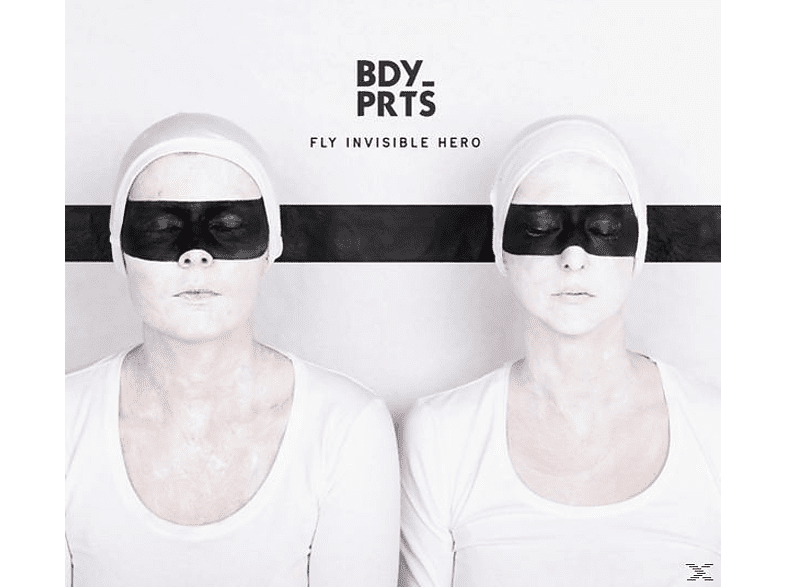 Bdy_prts - Fly Invisible Hero [Vinyl]