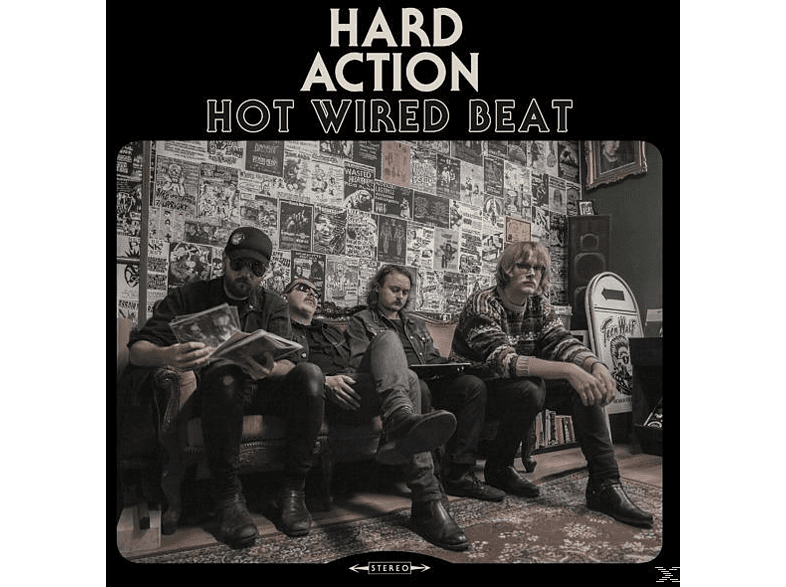 Hard Action - Hot Wired Beat [CD]