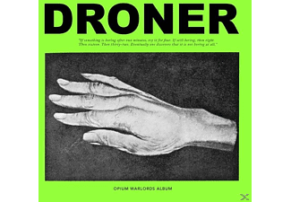 Opium Warlords - Droner - (CD)