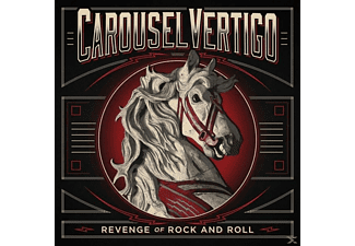 Carousel Vertigo - Revenge Of Rock'n'Roll - (CD)