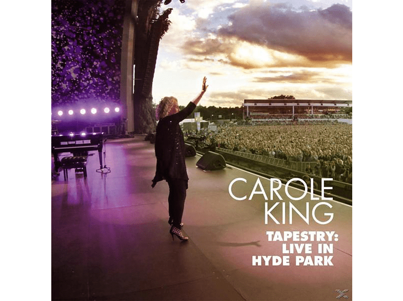 Carole King - Tapestry: Live In Hyde Park [Vinyl]