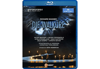 Thielemann/Seiffert/ - Die Walküre - (Blu-ray)