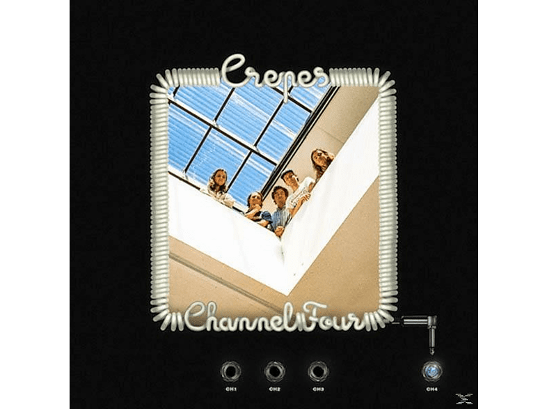 Crepes - Channel Four [LP + Download]