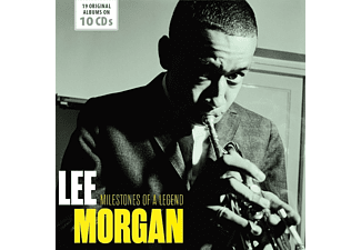 Lee Morgan - Milestones Of A Legend - (CD)