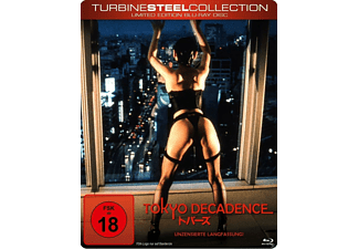 TOKYO DECADENCE (LIMITED STEEL COLLECTION) - (Blu-ray)