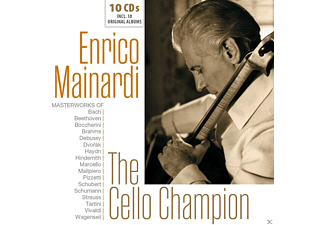 Enrico Mainardi - The Cello Champion-Original Albums - (CD)