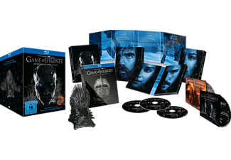 Game of Thrones: Die komplette 7. Staffel inkl. Bonus Disc + Mini Thron - Exklusiv ltd. - (Blu-ray)