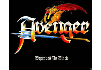 Avenger - Depraved To Black - (Vinyl)