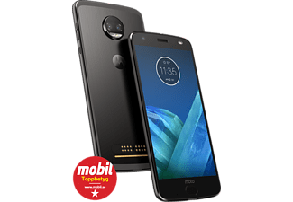 MOTO Z2 FORCE 6/64GB DUAL SIM - SUPER BLACK
