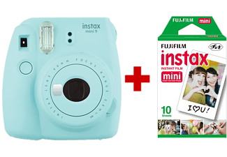 FUJI Instax mini 9 Ice Blue + 10 films (B13082-B)