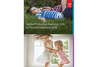 Adobe Photoshop Elements 2018 + Premiere 2018