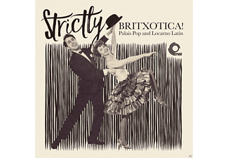 Various - Strictly Britxotica!Palais Pop And Locarno Latin - (Vinyl)
