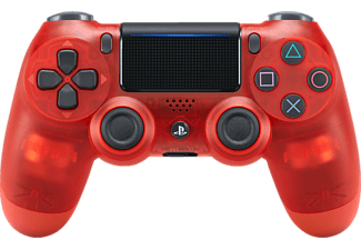 SONY DUALSHOCK4, Wireless-Controller, Red Crystal