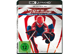 Spider-Man 1-3 - (4K Ultra HD Blu-ray)