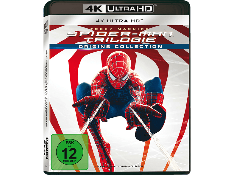 Spider-Man Trilogie (Origins Collection) 4K