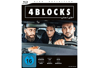 4 Blocks - Staffel 1 - (Blu-ray)