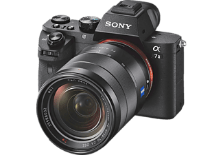 SONY Alpha 7 M2 Kit (ILCE-7M2) Zeiss Systemkamera 24.3 Megapixel mit Objektiv 24-70 mm , 7.6 cm Display  , WLAN