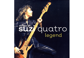 Suzi Quatro - Legend:The Best Of (Limited Edition) - (Vinyl)