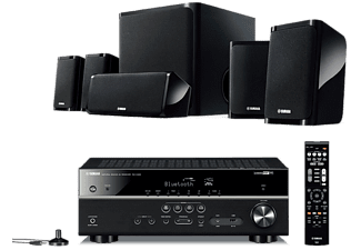 yamaha home cinema 5 1 versterker musiccast yht 4940. Black Bedroom Furniture Sets. Home Design Ideas