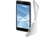 HAMA Crystal Backcover Wiko Lenny 4 Thermoplastisches Polyurethan  Transparent
