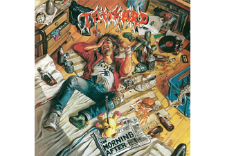 Tankard - The Morning After & Alien E.P. (Deluxe Edition) [CD]