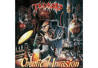 Tankard - Chemical Invasion (Remastered) - (Vinyl)