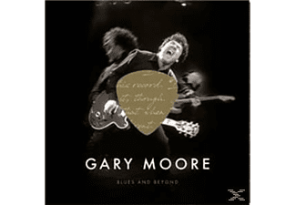Gary Moore - Blues and Beyond - (Vinyl)