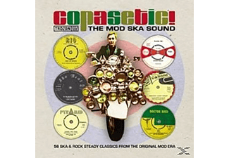VARIOUS - Copasetic! The Mod Ska Sound - (CD)