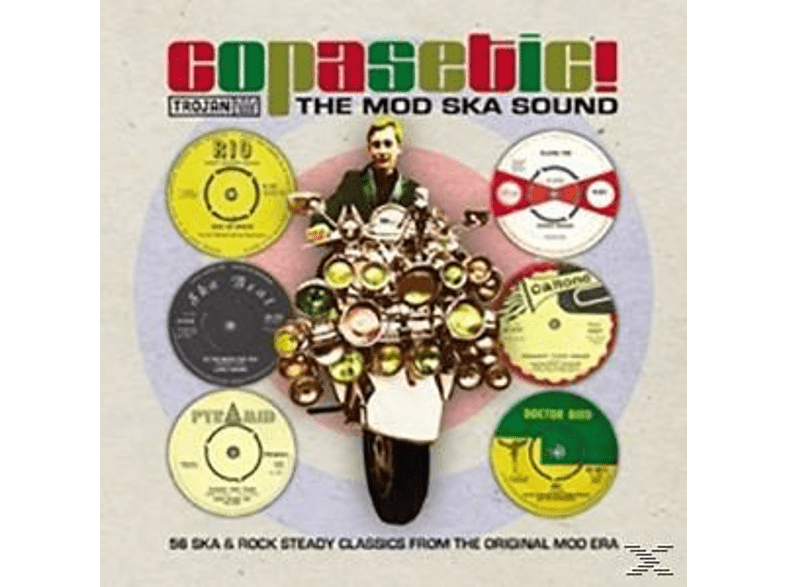 VARIOUS - Copasetic! The Mod Ska Sound [CD]