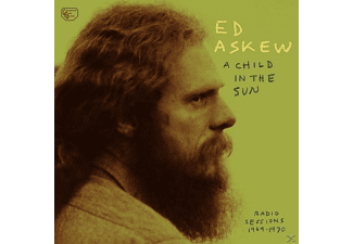 Ed Askew - A Child In The Sun: Radio Sessions 1969-1970 - (Vinyl)