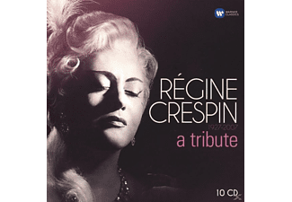Régine Crespin - Regine Crespin: A Tribute - (CD)