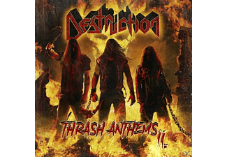 Destruction - Thrash Anthems II - (Vinyl)
