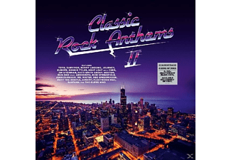 VARIOUS - Classic Rock Anthems 2 - (Vinyl)