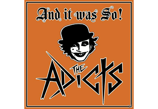 The Adicts - And It Was So! - (Vinyl)
