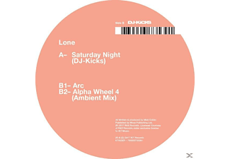 Lone - Saturday Night - (Vinyl)