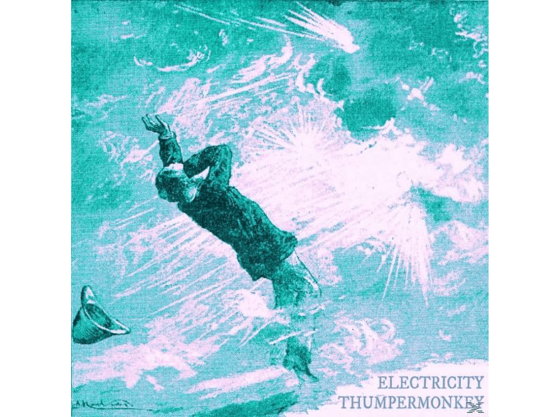 Thumpermonkey - Electricity EP [CD]