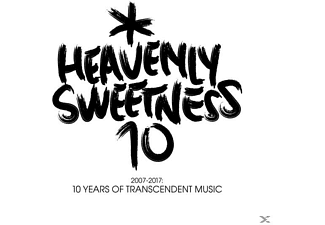VARIOUS - 10 Years Of Transcendent Music (2007-2017/Gatefol - (Vinyl)