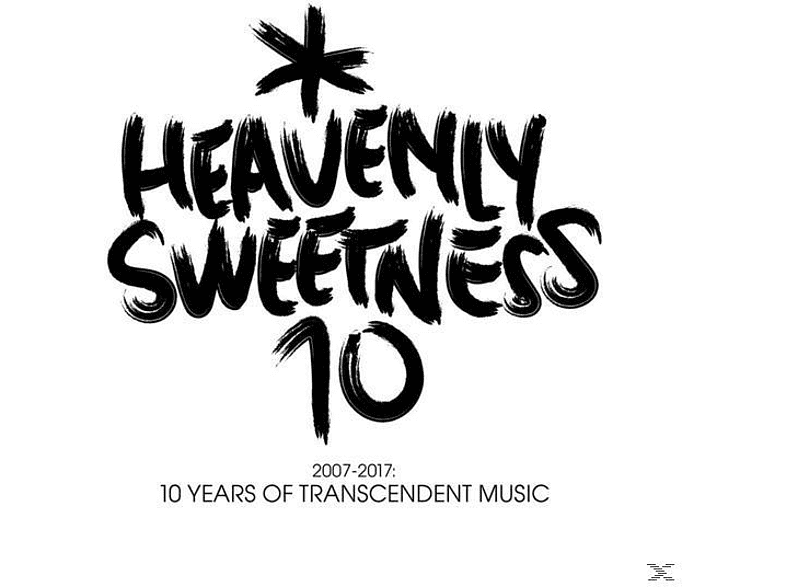 VARIOUS - 10 Years Of Transcendent Music (2007-2017) [CD]