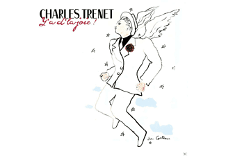 Charles Trenet - Y'a d'la joie-Best of - (CD)
