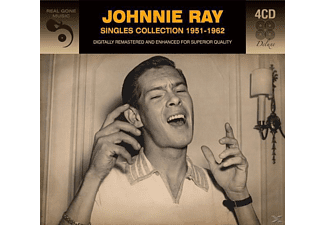 Johnnie Ray - Singles Collection - (CD)