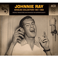Johnnie Ray - Singles Collection [CD]