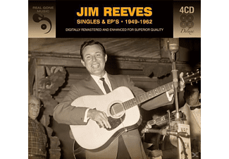 Jim Reeves - Singles And EPs 1949-1962 - (CD)