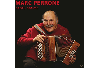 Marc Perrone - Babel-Gomme - (CD)