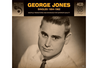 George Jones - Singles 1954 To 1962 - (CD)