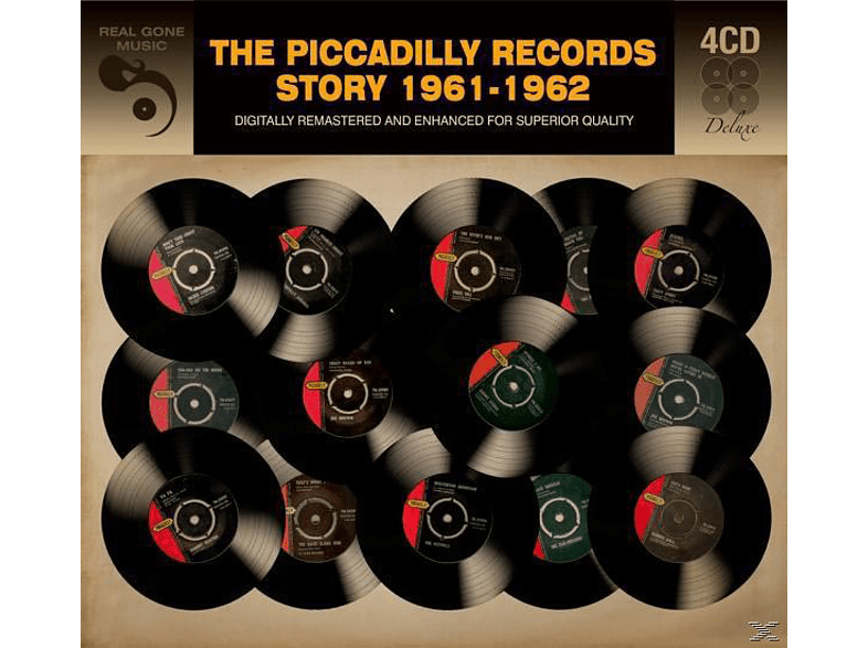 Piccadilly Records - Piccadilly Records Story [CD]