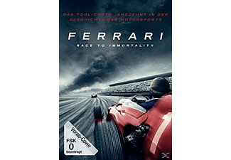 Ferrari - Race To Immortality - (DVD)